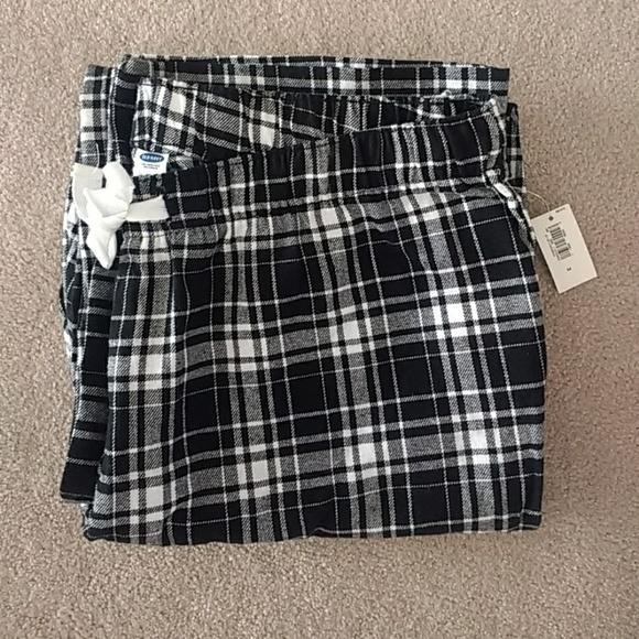 012edccdb4 NWT Old Navy Plaid Flannel Pajama Pants